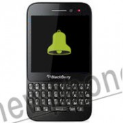 Blackberry Q5, Speaker reparatie