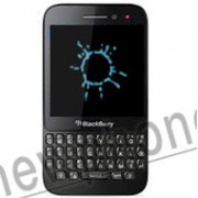 Blackberry Q5, Waterschade reparatie