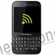 Blackberry Q5, Wi-fi antenne reparatie