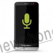 Blackberry Z30, Microfoon reparatie