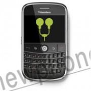 Blackberry Bold 9000, Hoofdtelefoon aansluiting