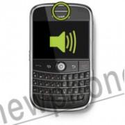 Blackberry Bold 9000, Ear speaker reparatie