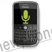 Blackberry Bold 9000, Microfoon reparatie