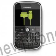 Blackberry Bold 9000, Software herstellen