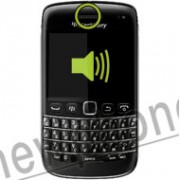 Blackberry Bold 9790, Ear speaker reparatie