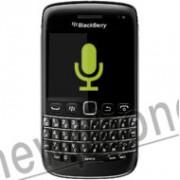 Blackberry Bold 9790, Microfoon reparatie