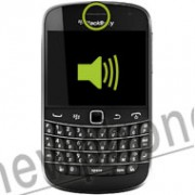 Blackberry Bold Touch 9900, Ear speaker reparatie