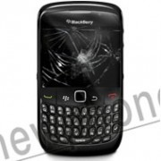 Blackberry Curve 8520, Display window reparatie