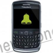 Blackberry Curve 8900, Back speaker reparatie