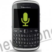 Blackberry Curve 9320, Microfoon reparatie