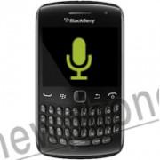 Blackberry Curve 9360, Microfoon reparatie