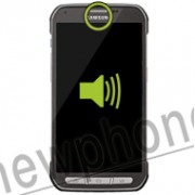 Samsung Galaxy S5 active oorspreker reparatie