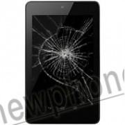 Google Nexus 7 Tablet, Touchscreen reparatie