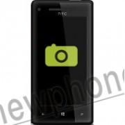 HTC 8X, Camera reparatie