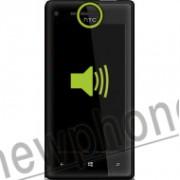 HTC 8X, Ear speaker reparatie