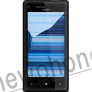 HTC 8X, Touchscreen / LCD scherm reparatie