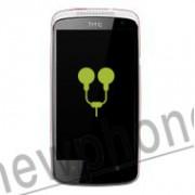 HTC Desire 500, Koptelefoon ingang reparatie