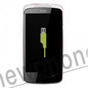 HTC Desire 500, Laadconnector reparatie