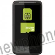 HTC Desire HD, Sim slot en SD slot reparatie