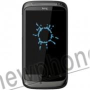 HTC Desire S, Vochtschade