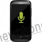 HTC Desire X, Microfoon reparatie