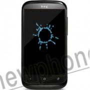 HTC Desire X, Vochtschade