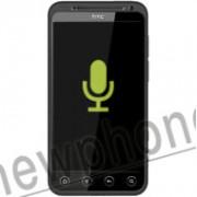 HTC Evo 3D, Microfoon reparatie