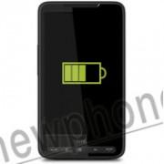 HTC HD 2, Accu reparatie