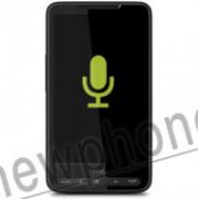 HTC HD 2, Microfoon reparatie