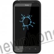 HTC Incredible S, Vochtschade
