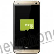 HTC One M8, Micro SD lezer reparatie