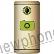 HTC One M8, Back camera reparatie
