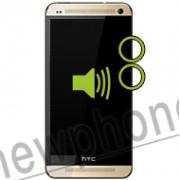 HTC One M8, Volume knop reparatie