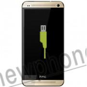 HTC One M8, Laadaansluiting reparatie