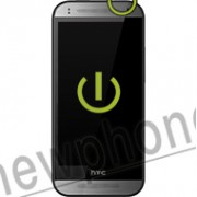 HTC One Mini 2, Powerknop reparatie