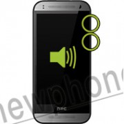 HTC One Mini 2, Geluidschakelaar reparatie