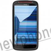 HTC Sensation XE, LCD reparatie