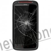 HTC Sensation XE, Touchscreen reparatie