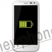 HTC Sensation XL, Accu reparatie