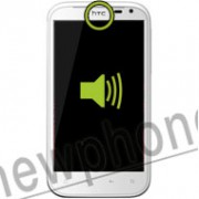 HTC Sensation XL, Ear speaker reparatie