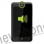 HTC Titan, Ear speaker reparatie