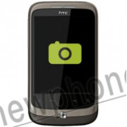 HTC Wildfire, Camera reparatie