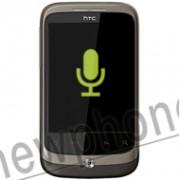 HTC Wildfire, Microfoon reparatie
