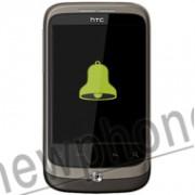 HTC Wildfire, Speaker reparatie