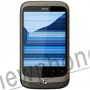HTC Wildfire, LCD scherm reparatie