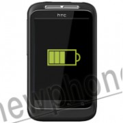 HTC Wildfire S, Accu reparatie