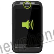 HTC Wildfire S, Ear speaker reparatie