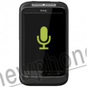 HTC Wildfire S, Microfoon reparatie