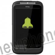 HTC Wildfire S, Speaker reparatie
