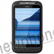 HTC Wildfire S, LCD Scherm reparatie
